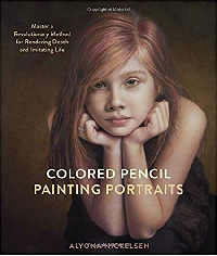 Buy Colored Pencil Painting Portraits.