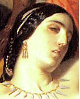 Zenobia facial detail